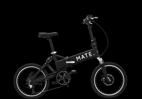 Elektrobicykel Mate City
